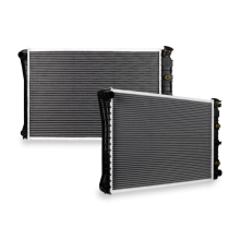 Chevrolet Impala 5.0L 305ci/5.7L 350ci Replacement Radiator, 1980-1985