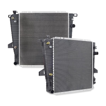 Ford Explorer 4.0L Replacement Radiator, 1995-1997