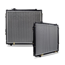 1995-2004 Toyota Tacoma Radiator Replacement