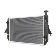 Chevrolet Astro / GMC Safari Replacement Radiator, 1996–1997