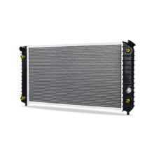 Chevrolet S10 V6 Replacement Radiator, 1996-2004