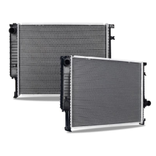 BMW 3-Series 1988-1999 & BMW M3 1995-1999 Replacement Radiator, Manual