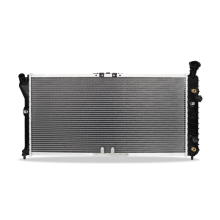 Pontiac Grand Prix 3.8L Replacement Radiator, 1997-2003