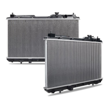 Honda CR-V Manual Replacement Radiator, 1997-2001