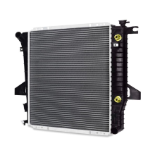 Mazda B2500 2.5L Replacement Radiator, 1998-2001