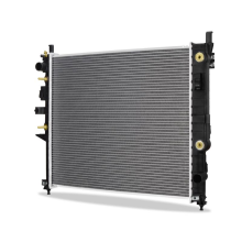 Mercedes-Benz ML430 V8 Replacement Radiator, 1999–2001