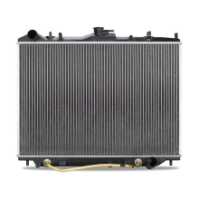 Isuzu Rodeo V6 Replacement Radiator, 1999-2004