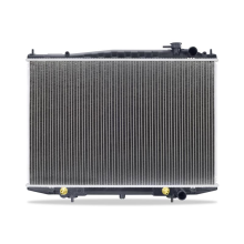Nissan Frontier Replacement Radiator, 1998–2004