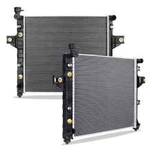Jeep Grand Cherokee 4.0L Replacement Radiator, 1999-2004