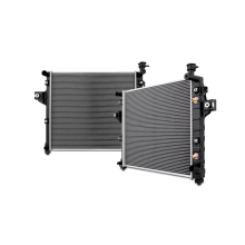 OEM Replacement Radiator, fits Jeep Grand Cherokee 4.7L 1999-2000