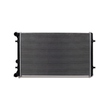 Audi TT 1.8L I4 Replacement Radiator, 2000-2006
