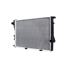BMW 525i 2.5L Replacement Radiator, 2001-2003