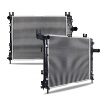 Dodge Dakota Replacement Radiator, 2000-2004