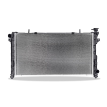 Dodge Grand Caravan Replacement Radiator, 2001-2004