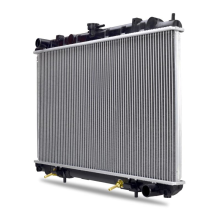 Infiniti I30 Replacement Radiator, 2000-2001