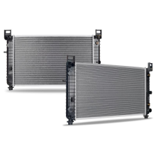 Cadillac Escalade 5.3L Replacement Radiator, 2002-2005