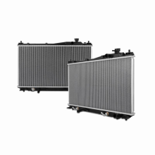 Honda Civic (Non-Si) Replacement Radiator, 2001–2005