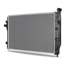 Pontiac Firebird V8 Replacement Radiator, 1998–1999