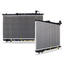 Hyundai Santa Fe Replacement Radiator, 2001-2006