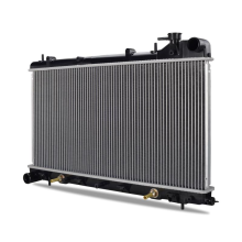 Subaru Forester Replacement Radiator, 1999–2002