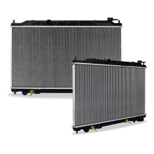Nissan Maxima Replacement Radiator, 2005-2006