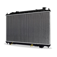 Nissan Altima V6 Replacement Radiator, 2002-2006