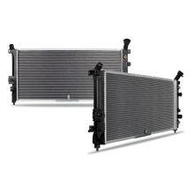 Buick Rendezvous 3.4L/3.5L V6  Replacement Radiator, 2002-2007
