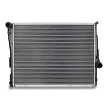 BMW Z4 M Roadster 3.2L Replacement Radiator, 2006-2008