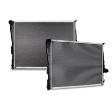 BMW 320i 2.2L Replacement Radiator, 2001-2005