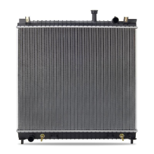 Infiniti QX56 Replacement Radiator, 2004-2010