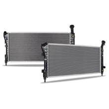 Buick LaCrosse 3.8L Replacement Radiator, 2005-2009