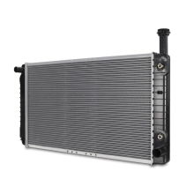 Chevrolet Express / GMC Savana 4.3L Replacement Radiator, 2003-2005