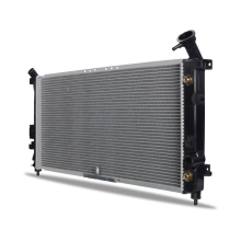 Oldsmobile Silhouette 3.4L Replacement Radiator, 2001-2004