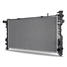 Dodge Grand Caravan Replacement Radiator, 2005-2007
