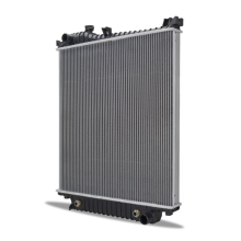 Ford Explorer Replacement Radiator, 2007-2010