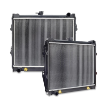 1986–1995 Toyota Pickup 2.4L  Replacement Radiator