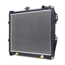 Toyota 4Runner 2.4L  Replacement Radiator, 1984–1991