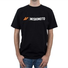 Signature Mishimoto Logo T-Shirt, Black