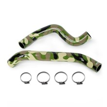 Silicone Camo Hose Kit, fits Jeep Wrangler 6 Cyl 1997-2006