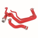 Chevrolet/GMC 6.6L Duramax Silicone Coolant Hose Kit, 2006-2010