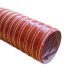 "Heat Resistant Silicone Ducting, 4"" x 12'"