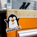 Mishimoto Chilly the Penguin Magnet