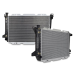 Ford F-Series V8 (Gas) w/AC Replacement Radiator, 1985-1997