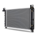 """GMC Sierra 1500 4.8L/5.3L with a 28 1/4"""" Core & w/o EOC Replacement Radiator, 1999-2006"""