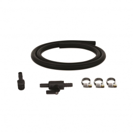 Mishimoto Compact Baffled Oil Catch Can Petcock Drain Kit