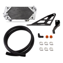 Secondary Race Radiator, fits Honda Civic Type R 2017+