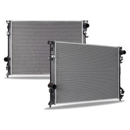 Replacement Radiator, fits Chrysler 300 with Heavy Duty Cooling 2005-2009