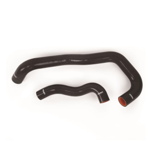 Silicone Coolant Hose Kit, fits Ford 6.0L Powerstroke Twin I-Beam Chassis 2005–2007