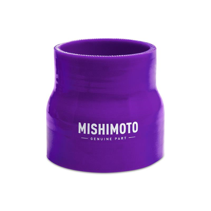 """Mishimoto 2.5"""" to 3"""" Silicone Transition Coupler, Various Colours"""