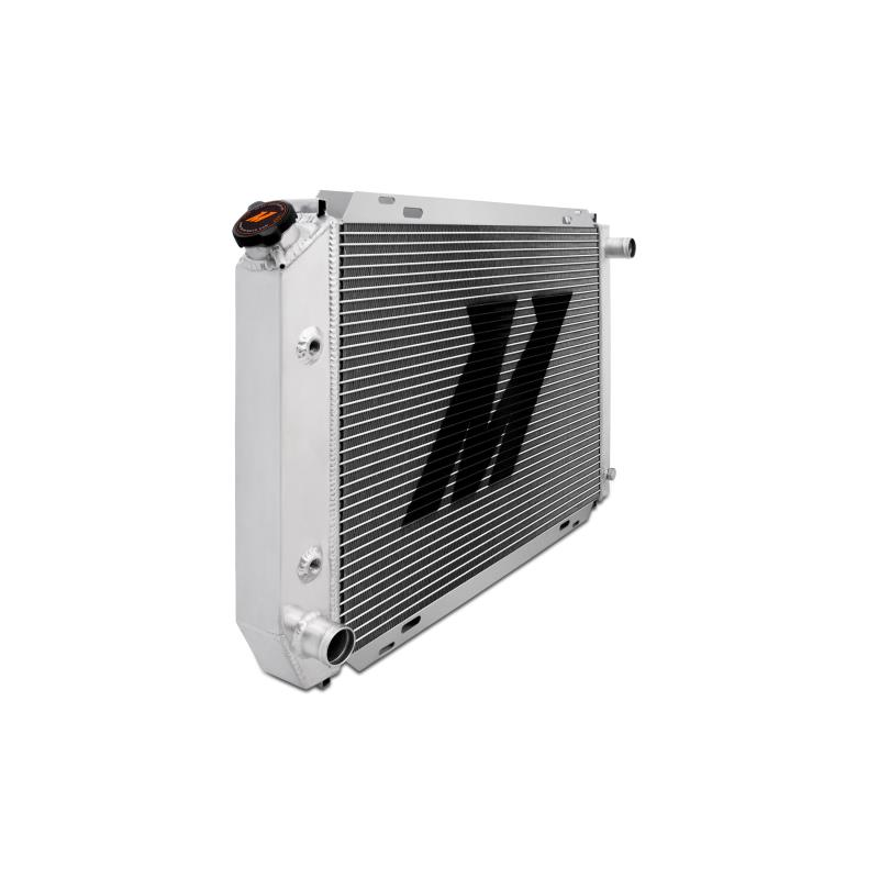 Ford Mustang Performance Aluminum Radiator, Automatic, 1979–1993